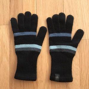 Smart wool gloves ,100% merino wool